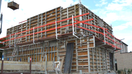 betonwerken betonconstructies